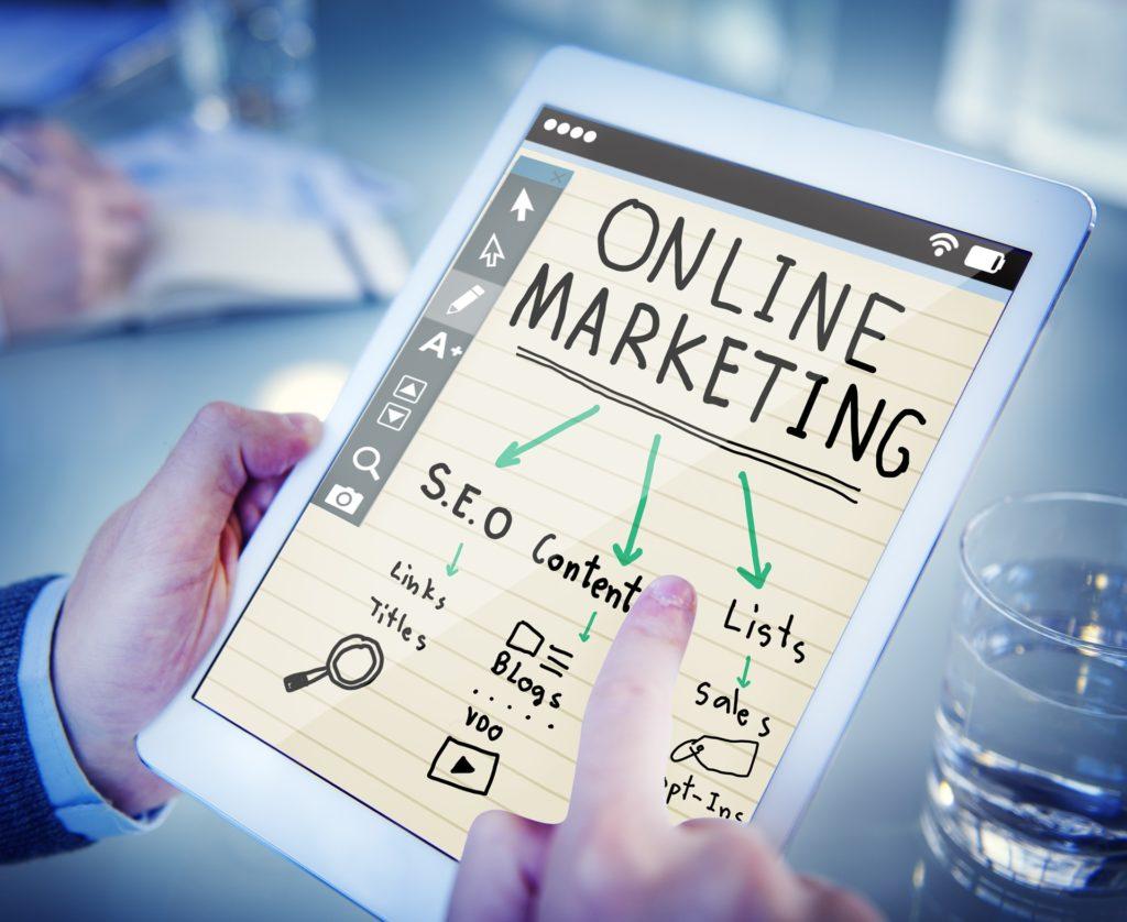 pubblicità azienda nel web